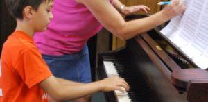 Private Piano Teacher
